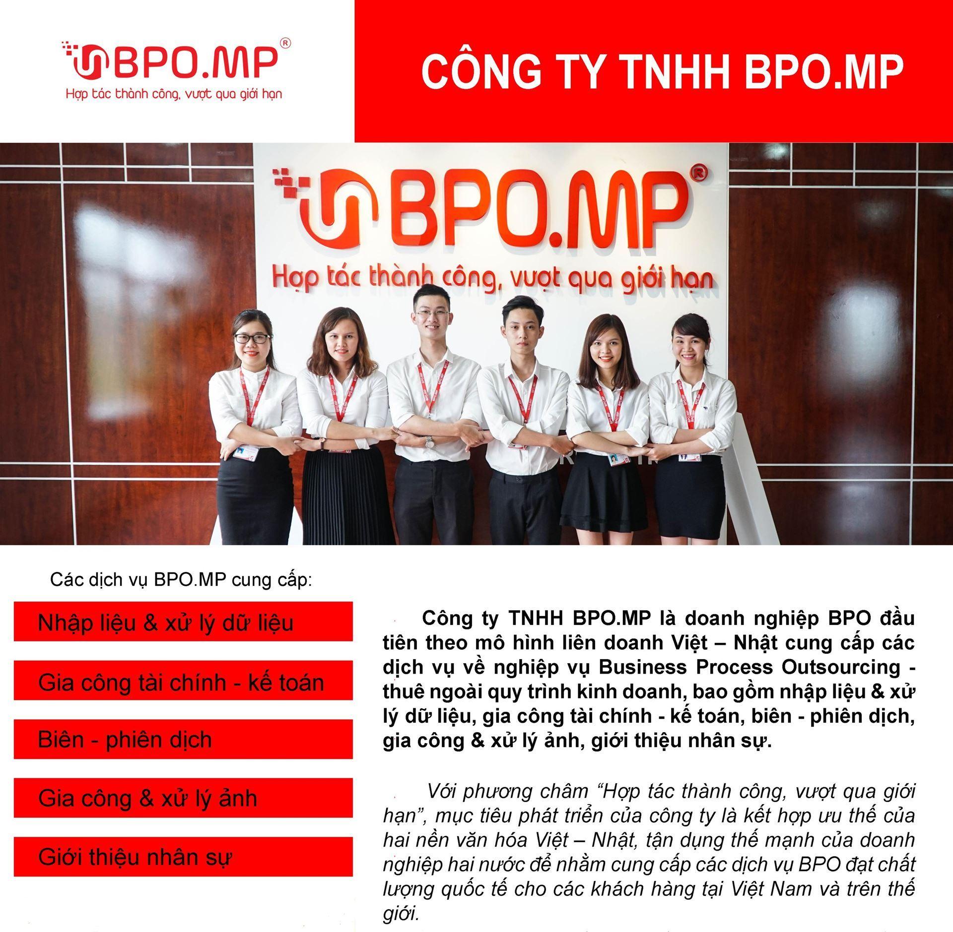 BPO.MP Đăng Tin Trên Tập San Hội Doanh Nhân Trẻ TP. Đà Nẵng