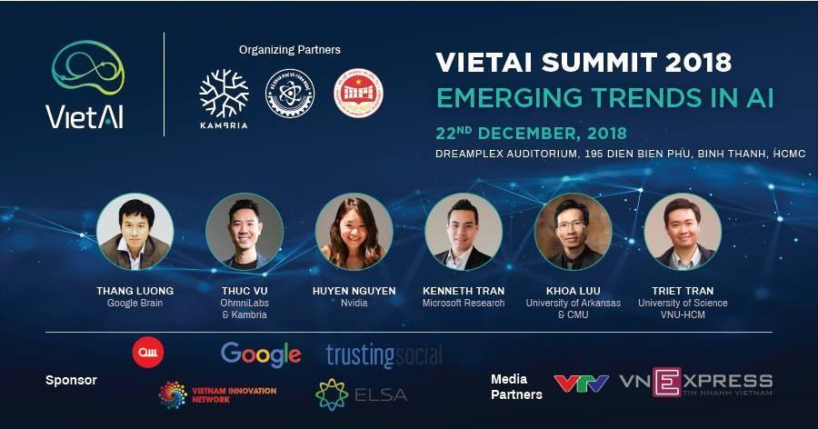 BPO.MP Tham Gia Sự Kiện VietAI Summit 2018
