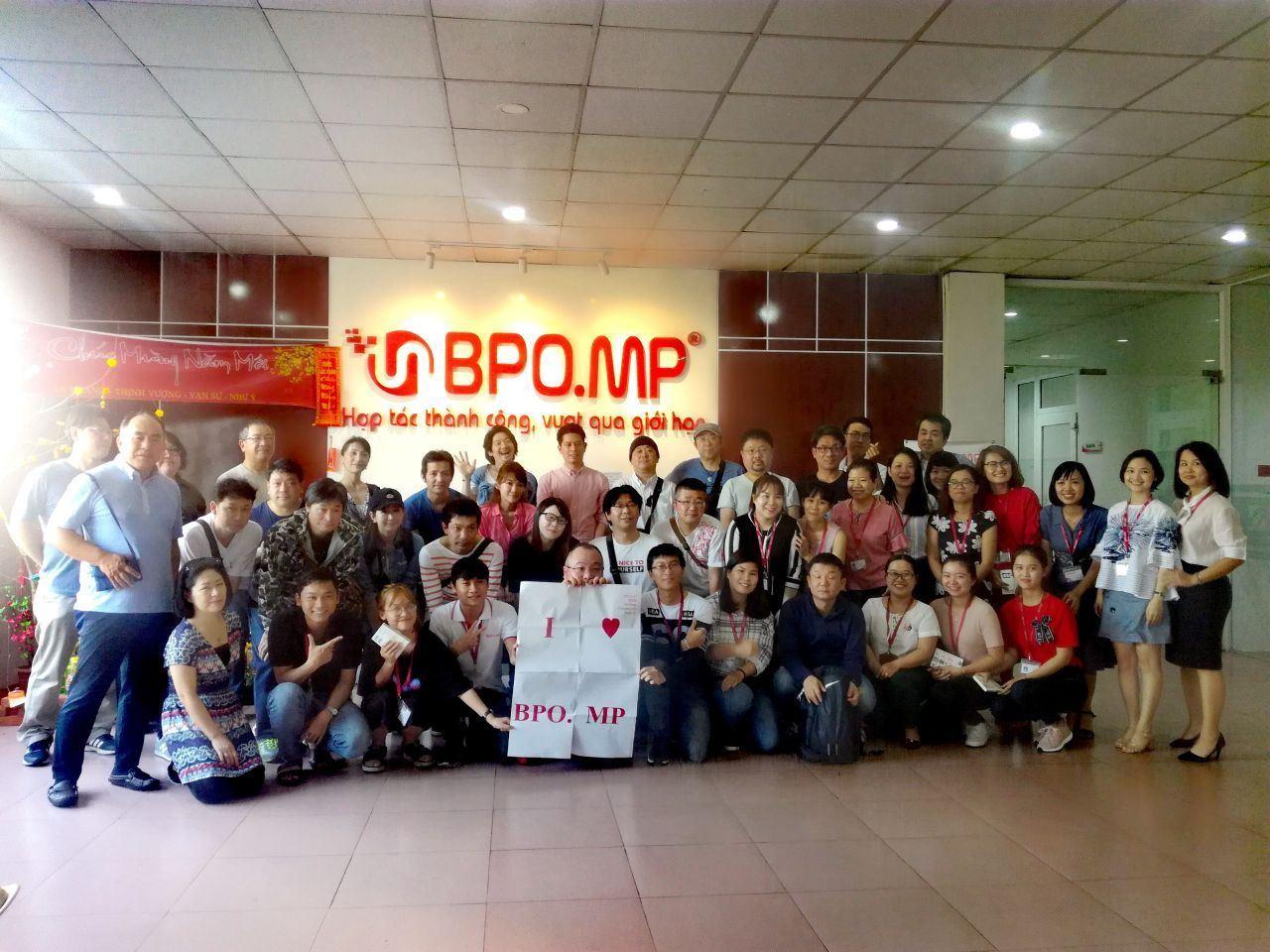 Chuyến Giao Lưu Giữa Công Ty JPMD Và BPO.MP