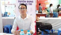 BPO.MP WITH THE RECRUITMENT DAY AT DUY TAN UNIVERSITY