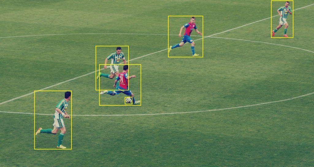 Gán nhãn hình ảnh trong video bóng đá tại BPO.MP